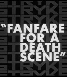 Affiche du film Fanfare For A Death Scene