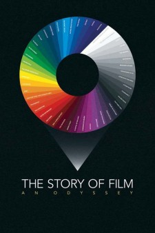 Affiche du film The Story of Film: An Odyssey
