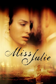 Affiche du film Miss Julie