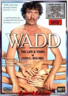 Affiche du film Wadd: The Life & Times of John C. Holmes