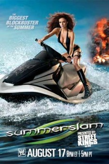 Affiche du film WWE SummerSlam 2008