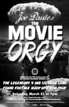 Affiche du film The Movie Orgy