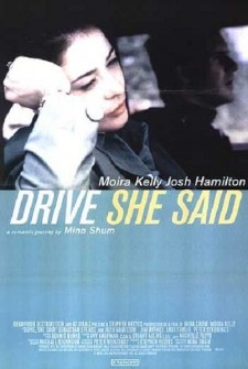 Affiche du film Drive, She Said