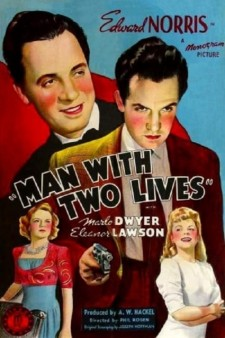 Affiche du film Man With Two Lives