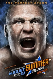 Affiche du film WWE SummerSlam 2012