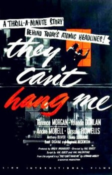 Affiche du film They Can't Hang Me
