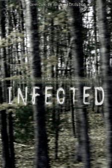 Affiche du film Infected