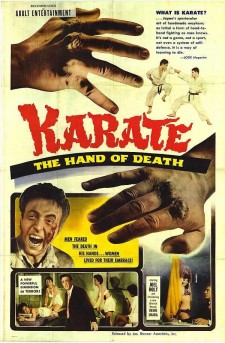Karate, the Hand of Death