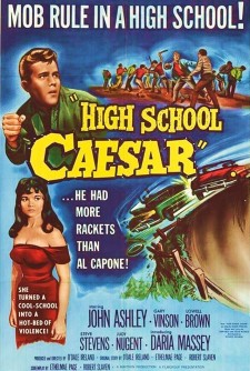 Affiche du film High School Caesar