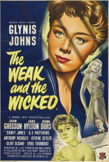 Affiche du film The Weak and the Wicked
