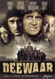 Affiche du film Deewaar: Let's Bring Our Heroes Home