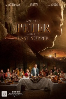 Affiche du film Apostle Peter and the Last Supper