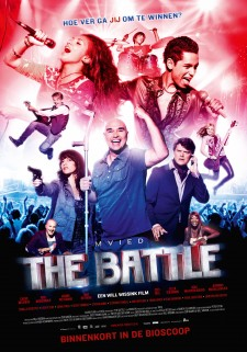 affiche du film Mijn Vader is een Detective: The Battle