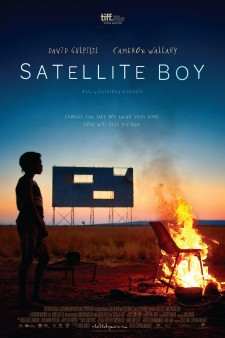 Affiche du film Satellite Boy