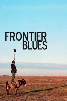 affiche du film Frontier Blues