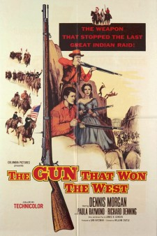 Affiche du film The Gun That Won the West