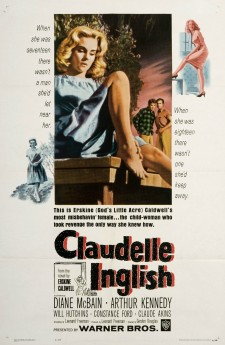 Affiche du film Claudelle Inglish