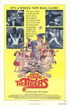 Affiche du film Here Come the Tigers