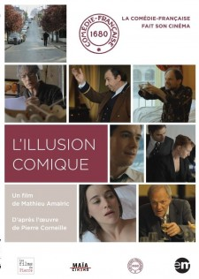 Affiche du film L'Illusion comique