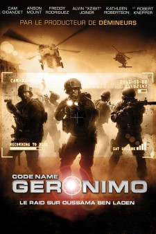Affiche du film Code name Geronimo