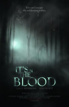 affiche du film It's in the Blood