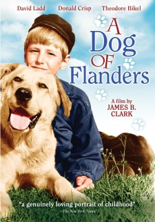 Affiche du film A Dog of Flanders