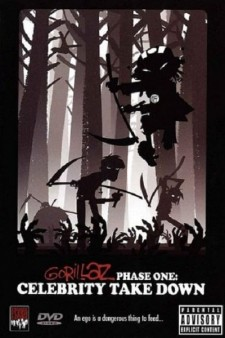 Affiche du film Gorillaz: Phase One - Celebrity Take Down