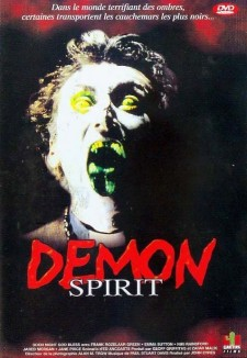 Affiche du film Demon Spirit