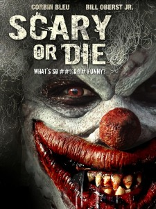 Affiche du film Scary or Die