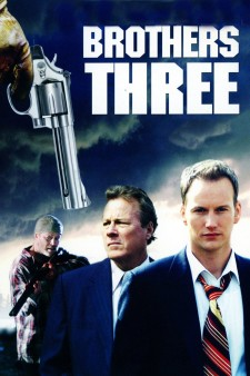 Affiche du film Brothers Three: An American Gothic