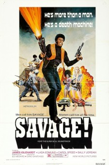 Affiche du film Savage!