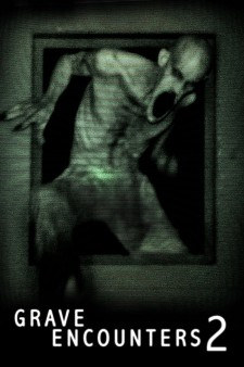 Affiche du film Grave Encounters 2