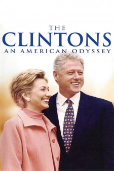 Affiche du film The Clintons: An American Odyssey