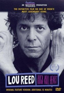 affiche du film Lou Reed: Rock and Roll Heart