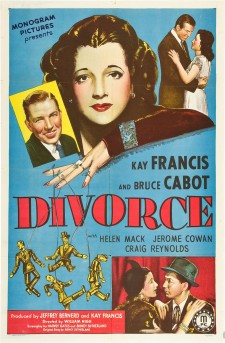 Affiche du film Divorce