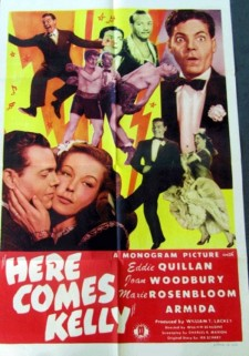 Affiche du film Here Comes Kelly