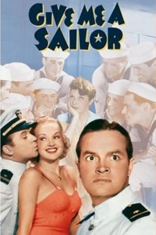 Affiche du film Give Me a Sailor