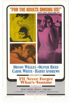 Affiche du film I'll Never Forget What's'isname