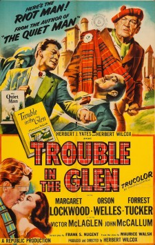 Affiche du film Trouble in the Glen