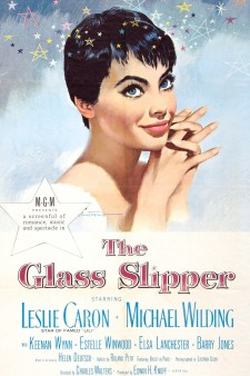 affiche du film The Glass Slipper