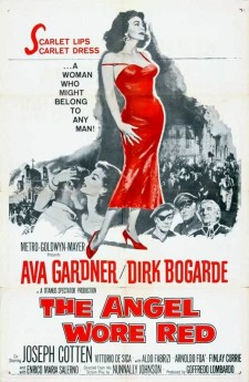 Affiche du film The Angel Wore Red