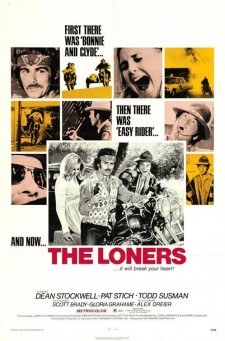 Affiche du film The Loners