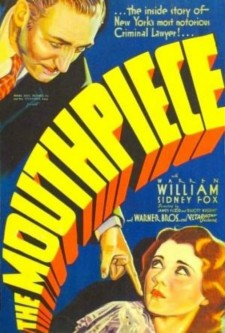 Affiche du film The Mouthpiece