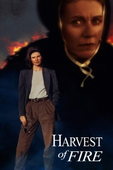 Affiche du film Harvest of Fire