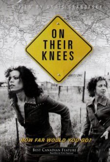 Affiche du film On Their Knees