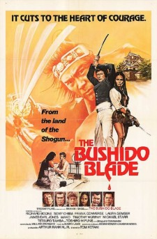 Affiche du film The Bushido Blade