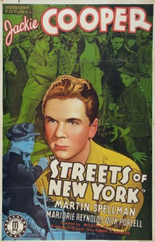 Affiche du film Streets of New York