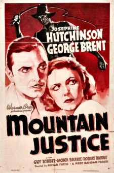 Affiche du film Mountain Justice