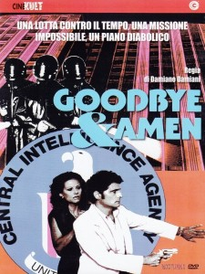Affiche du film Goodbye & Amen