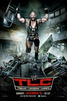 Affiche du film WWE TLC: Tables Ladders & Chairs 2012